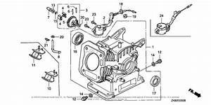 Honda Engines Gx160k1 L1 Engine  Jpn  Vin  Gc02