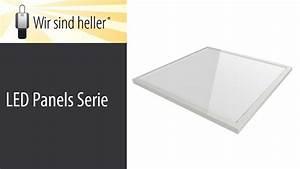 Wir Sind Heller : wir sind heller shop led panels serie wei youtube ~ Markanthonyermac.com Haus und Dekorationen