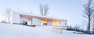 MU architecture completes nook residence in quebec
