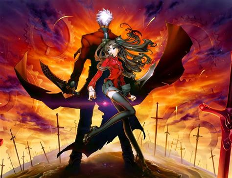 fate stay night unlimited blade works ss2 anime
