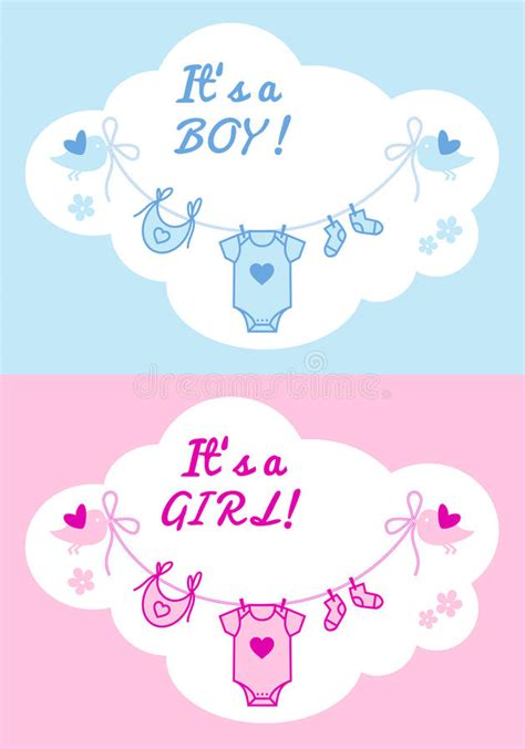 baby boy  girl vector background stock vector