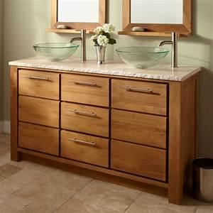 Vasque En Verre Salle De Bain : vasque en verre meuble de salle de bains en 600 ~ Edinachiropracticcenter.com Idées de Décoration