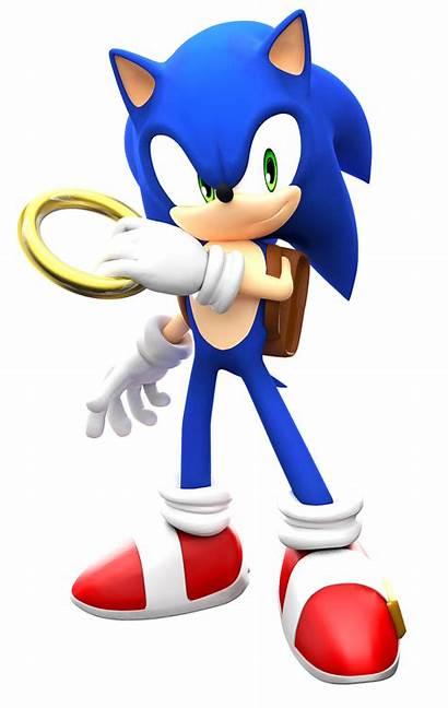 Sonic Hedgehog Modern Transparent Deviantart Satam Sanic