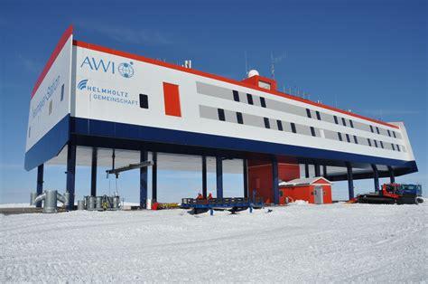 Forschungsstation In Der Antarktis forschung und logistik im ewigen eis umweltbundesamt
