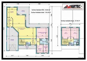 hd wallpapers plan maison plain pied de 120m2 - Plan Maison Plain Pied 120m2