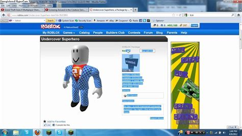 nbc package  roblox youtube