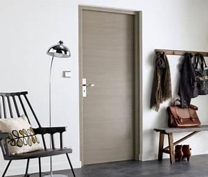 Porte Sans Bati : comment choisir sa porte int rieure leroy merlin ~ Melissatoandfro.com Idées de Décoration