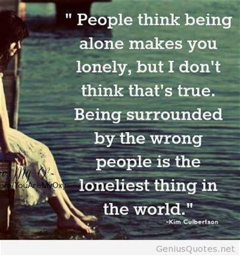 quotes loneliness quotesgram