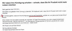 Mein Kabel Deutschland Rechnung : k ndigungsbest tigung inoffizielles vodafone kabel forum ~ Themetempest.com Abrechnung