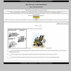 Questionnaire Caces 1 3 5 Gratuit : magasinier cariste conducteur d 39 engins pearltrees ~ Medecine-chirurgie-esthetiques.com Avis de Voitures