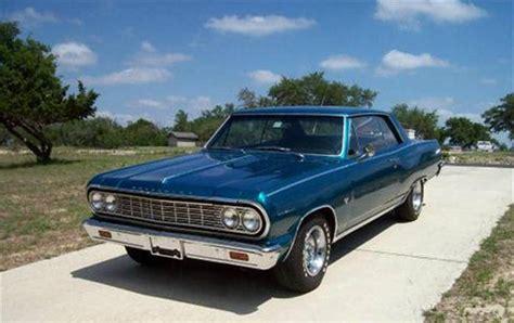 1964 Chevrolet Malibu Ss In Austin, Texas!  No Car No Fun