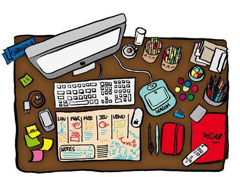 feng shui your desk 6 astuces pour organiser espace de travail j aime le lundi mieux