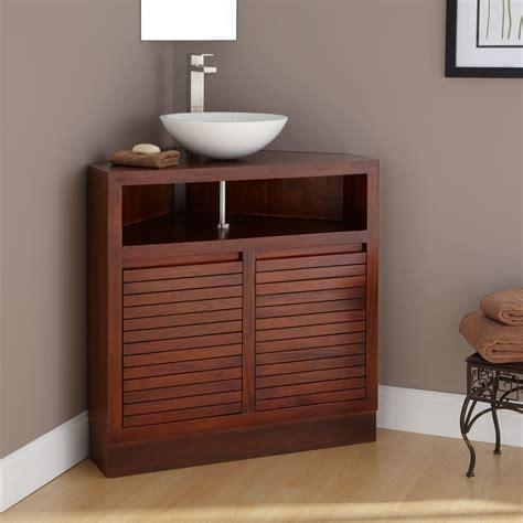 Corner Bathroom Vanity Units For Your Bath Storage