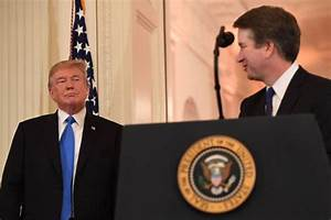 Trump taps conservative Brett Kavanaugh for Supreme Court ...