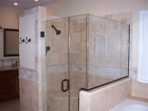 bathroom shower tile design ideas pictures with mirror