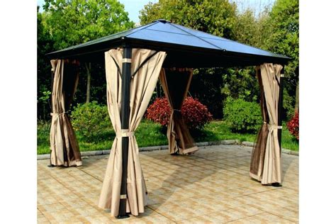 pavillon mit kunststoffdach pavillon mit kunststoffdach kunststoff wetterfester
