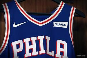 Photos 2017 18 Sixers Nike Uniform Unveil Philadelphia
