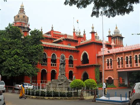 Madras High Court, Second Largest Judicial Complex In The
