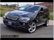 2007 BMW XSeries X5 48i Rear Entertainment YouTube