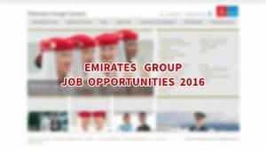 Emirates Group Job Openings November 2016   Dubai OFW