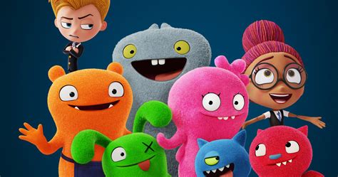 Uglydolls Trailer #2 Brings The Popular Toys To Life On