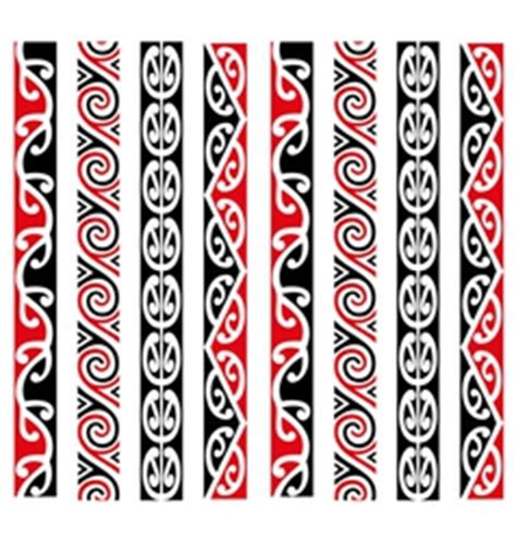 black maori wave copiable template koru vector images 20 vectorstock