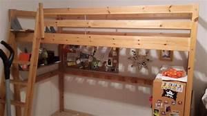 Hochbett Holz 90x200 : hochbett 90x200 neu und gebraucht kaufen bei ~ Frokenaadalensverden.com Haus und Dekorationen