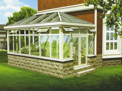 Sunroom Sale by Selling Customized Aluminum Glass Prefabricated
