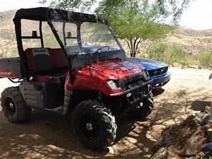 2007 Polaris Ranger 700 Xp Sold