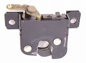 Trunk Hatch Lid Latch Lock 01