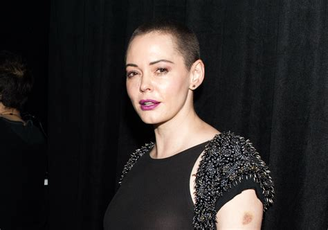 Rose McGowan's Temporary Twitter Suspension Explained ...