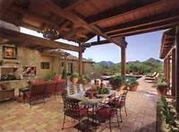 lovely southwest patio design ideas Backyard Desert Landscaping on Pinterest | Landscaping, Agaves and Xeriscaping