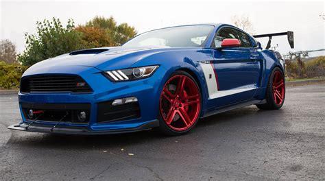 Roush to Debut 850-Horsepower Mustang at SEMA - The ...