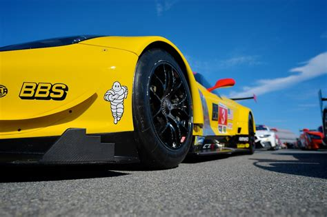 corvette michelin racing usa