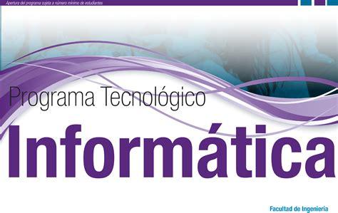 tecnología en informática portal uniminuto