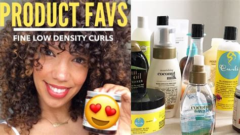 best hair styling products the best curly hair products for low density curls 3293