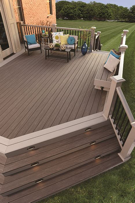 Azek Pvc Decking Colors by Deck Builders Azek Decking Material