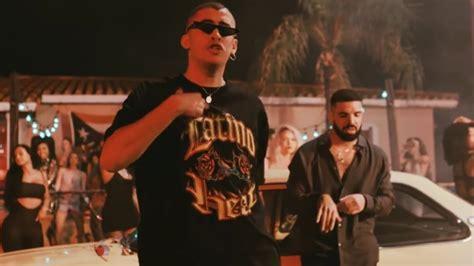 Hear Drake Sing In Spanish On New Bad Bunny Track 'mia