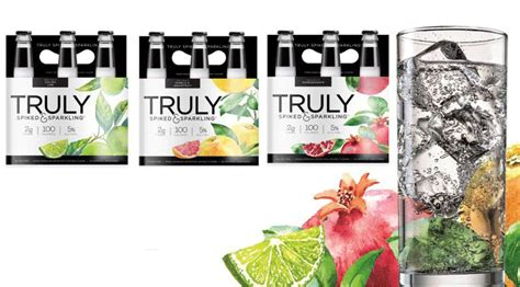 New product: Truly Spiked & Sparkling   Monarch Beverage ...