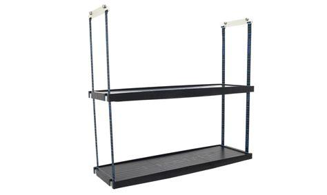 etagere mobile  plateaux pour rangement de garage lodus
