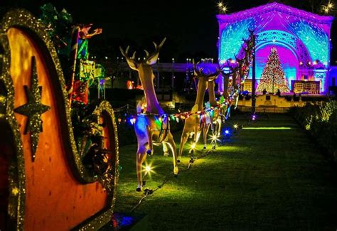 festival of lights balboa park annual 39 december nights 39 holiday festival opens at balboa