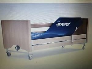 Adjustable Medical Care Hospital Bed