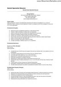 nursing skills resume sle certified dental assistant resume sales dental lewesmr