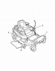 Looking For Snapper Model Zt18441khc  5900608  Rear