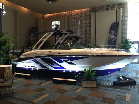 Monterey Boats M6 by Monterey M6 Boats For Sale In New Jersey