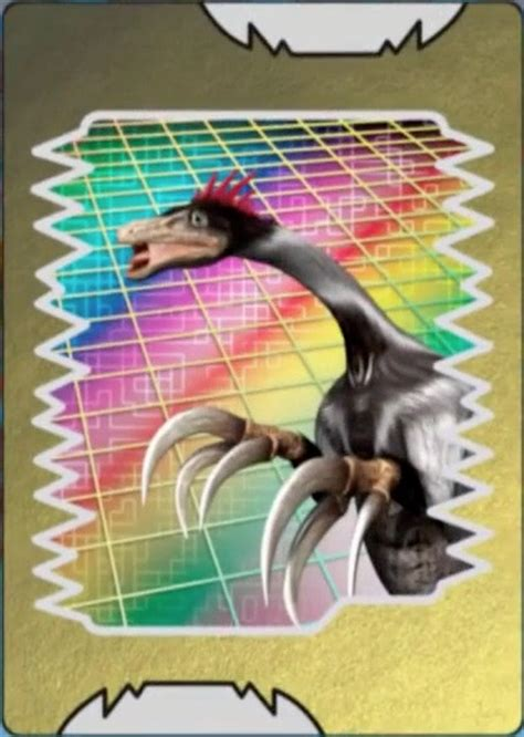 Maybe you would like to learn more about one of these? Image - Therizinosaurus card.jpg - Dinosaur King - Wikia