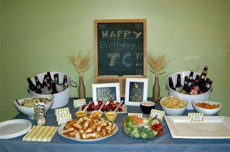 Lulu39s Recipe Box Tc39s 30th Birthday Party
