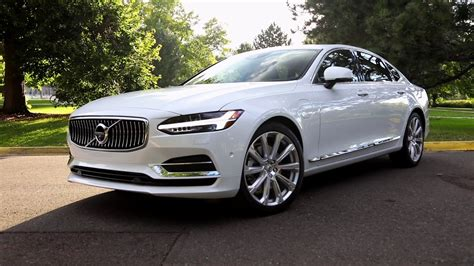 Volvo S90 T8 by 2018 Volvo S90 T8