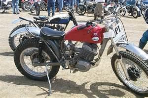 Greeves Trials Motorcycle