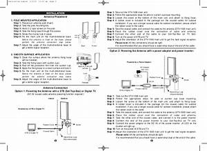 Ge Atp1000 User Manual